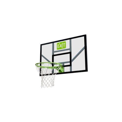Basketballbrett Von EXIT Toys EXIT Galaxy Mit Ring Netz Gruen Schwarz Bei Serag AG 1