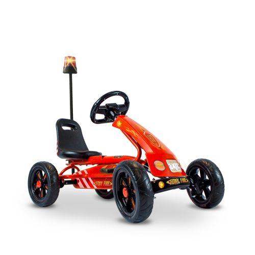 Fire Gokart Von EXIT Toys EXIT Foxy Rot Bei Serag AG