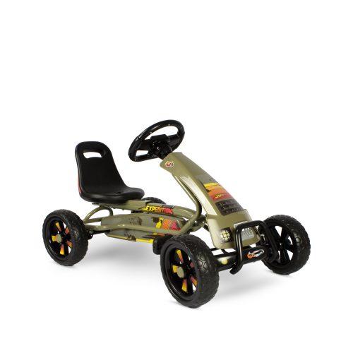 Gokart Von EXIT Toys EXIT Foxy Dunkelgruen Bei Serag AG