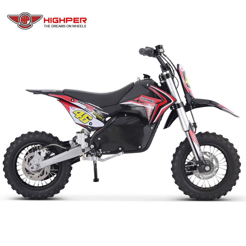 1200 W_mini Dirtbike_Motocross_Pocketbike_Highper von Serag AG