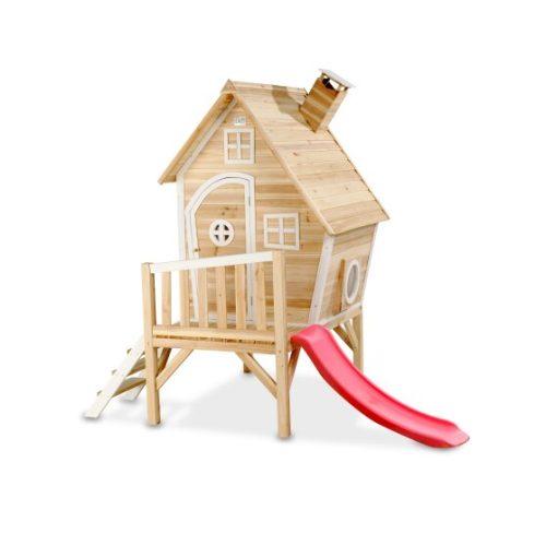 Holzspielhaus Von Exit Toys EXIT Fantasia 300 Naturel Bei Serag AG 1