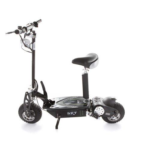 Elektro Scooter Von SXT 1000 Turbo Schwarz Bei Serag AG