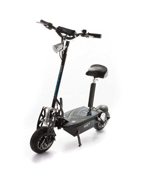 Elektro Scooter Von SXT 1600 XL Schwarz Bei Serag AG