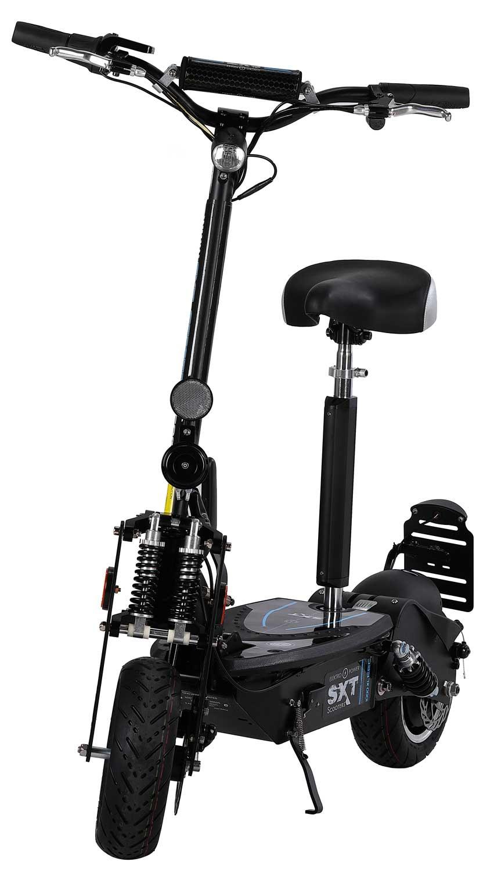 Scooter Von SXT 1000 XL EEC Facelift Schwarz Bei Serag AG