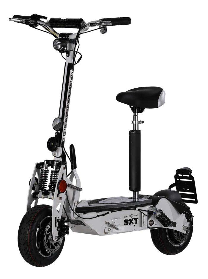 Scooter Von SXT 1000 XL EEC Facelift Weiss Bei Serag AG