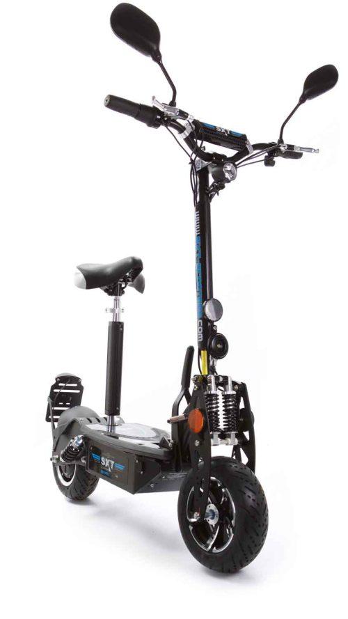 Scooter Von SXT 500 EEC Facelift Schwarz Bei Serag AG