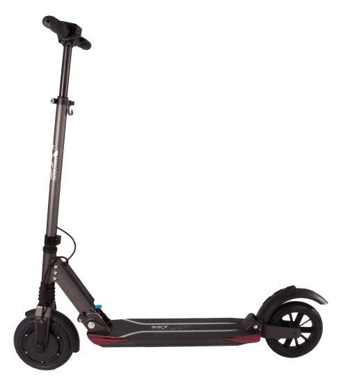 Scooter Von SXT Light Plus V Facelift Matt Schwarz Bei Serag AG