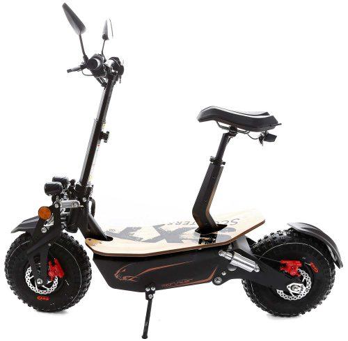 Scooter Von SXT Monster Bei Serag AG
