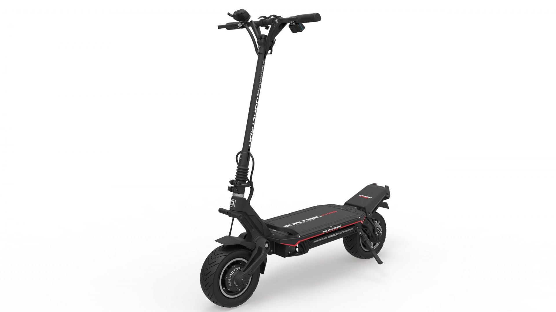 E Scooter Dualtron Storm Schwarz Bei Serag AG