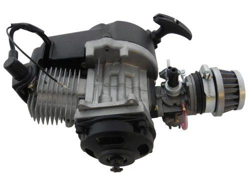 49ccm Motor 6er Ritzel 25H Kette Bei Serag AG