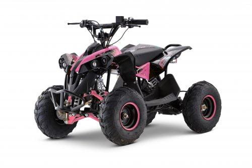 1200W Mini Quad Elektro Crazy Pink Bei Serag AG