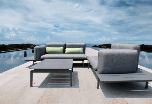 Baeryon Lounge Ventaris Set 4 Teilig Bei Serag AG