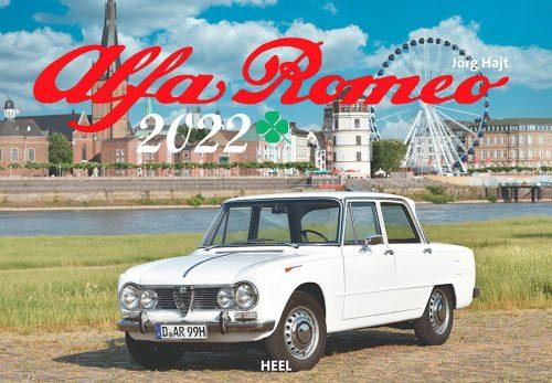 Kalender 2022 Alfa Romeo Heel Verlag Bei Serag AG