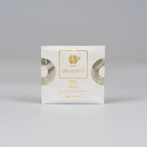 100 Pads Oro Lollo Caffè Bei Serag AG